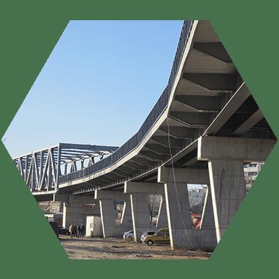 Bridges for the road